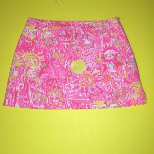 January Skort by Lily Pulitzer